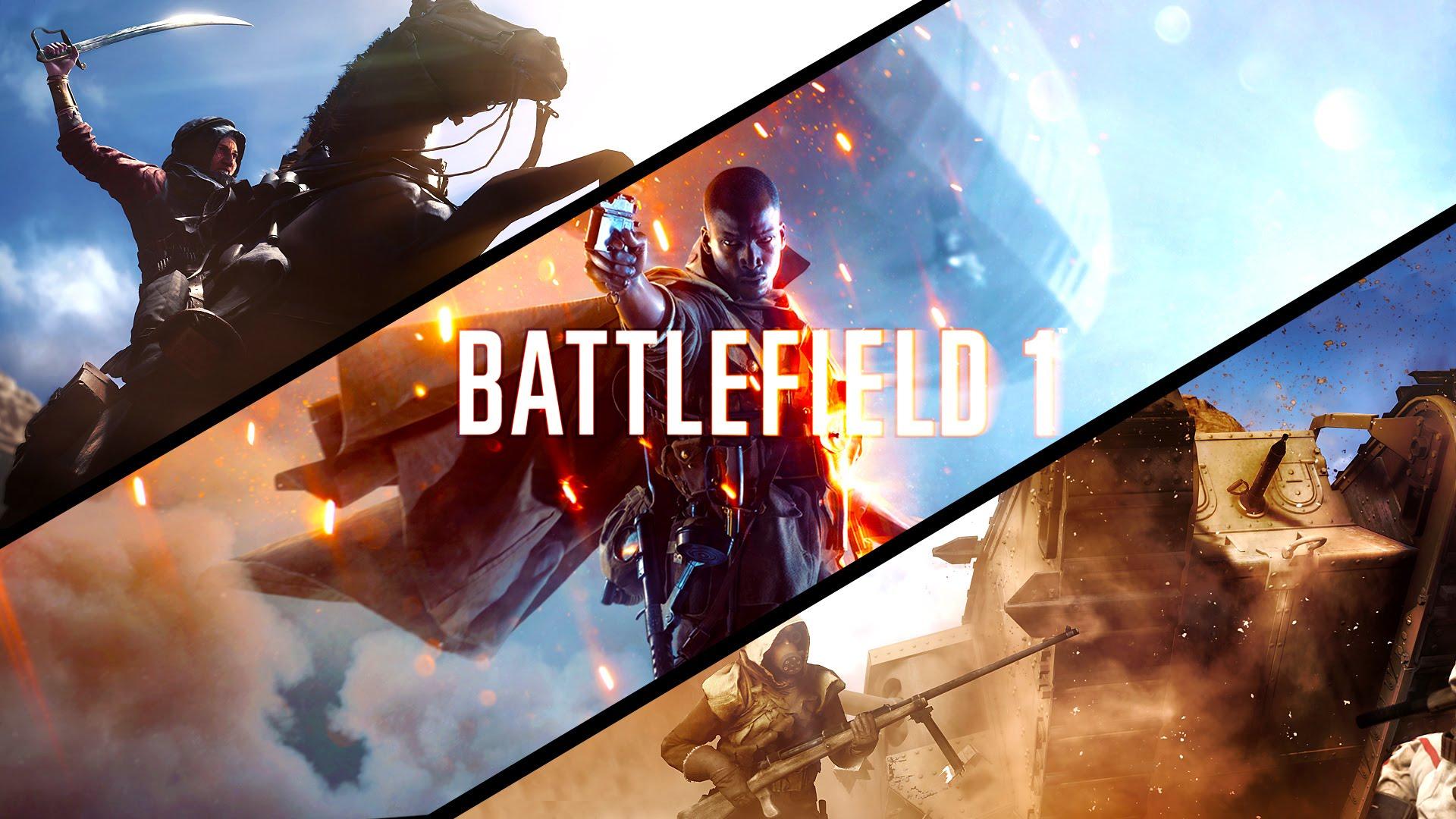 Купить Battlefield 1 Deluxe Edition