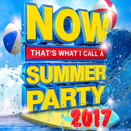 VA - NOW That's What I Call Summer Party 2017 [3CD] (2017)