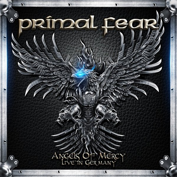Primal Fear - Angels Of Mercy - Live In Germany [Japanese Edition] (2017)