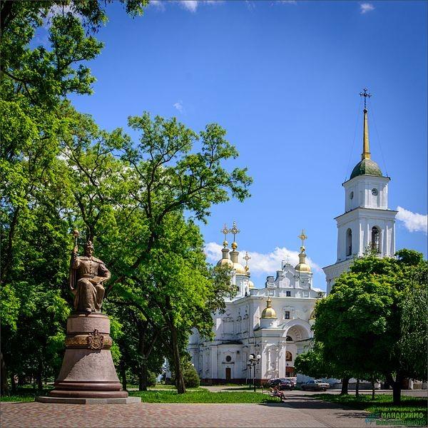 пам'ятник Іванові Мазепі. newssky.com.ua