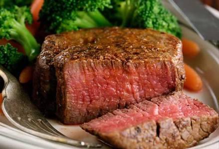 Говядина как диетическое мясо