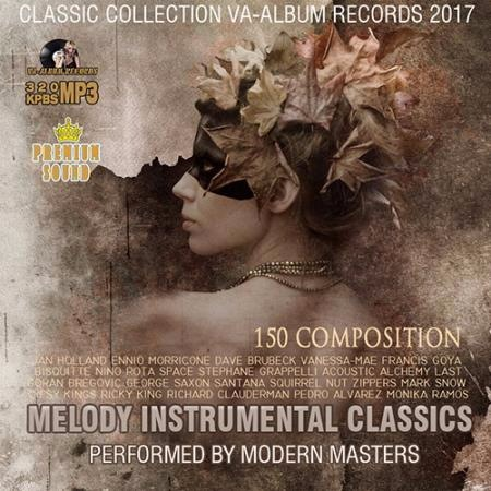 Сборник - Melody Instrumental Classic (2017)