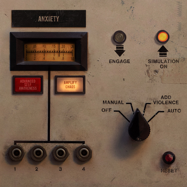 Nine Inch Nails - Add Violence EP (2017)