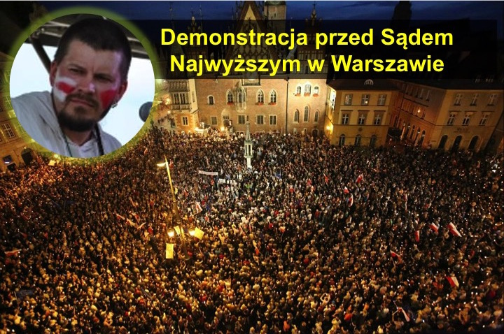 Прузовский о массовых протестах в Польше