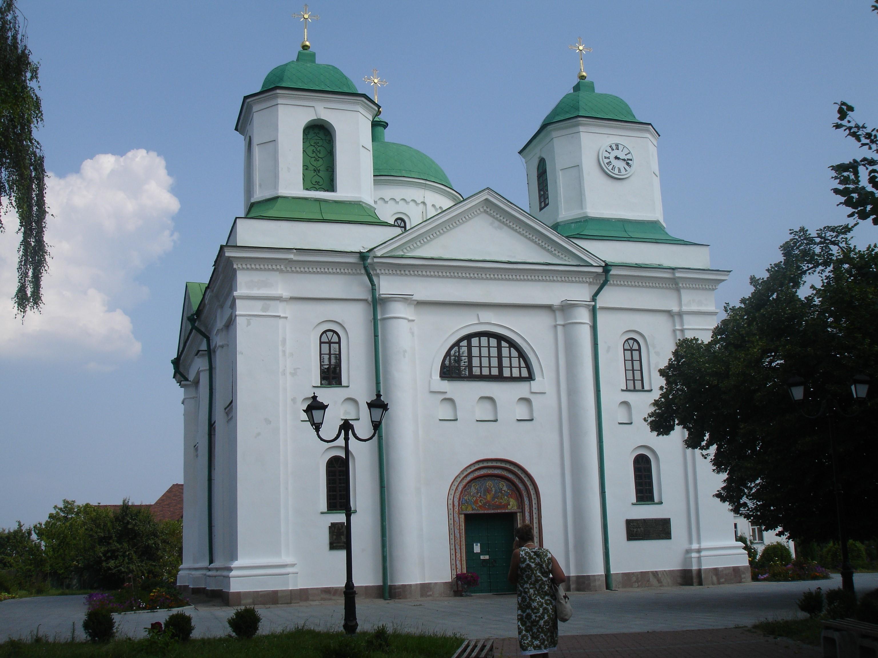 Канів. Свято-Георгіївський Успенський собор (близько 1144)