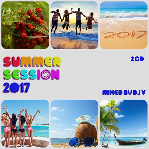 VA - Summer Session 2017 (mixed by Dj V) (2017)