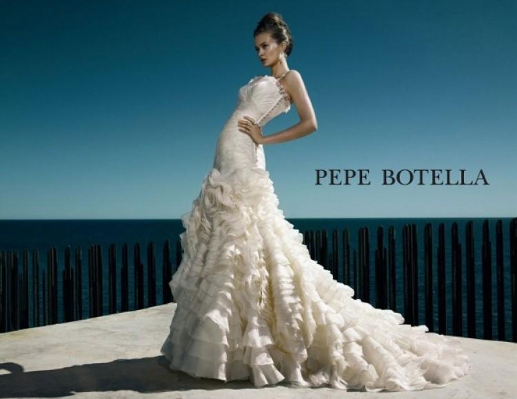 Свадебные платья европейских дизайнеров