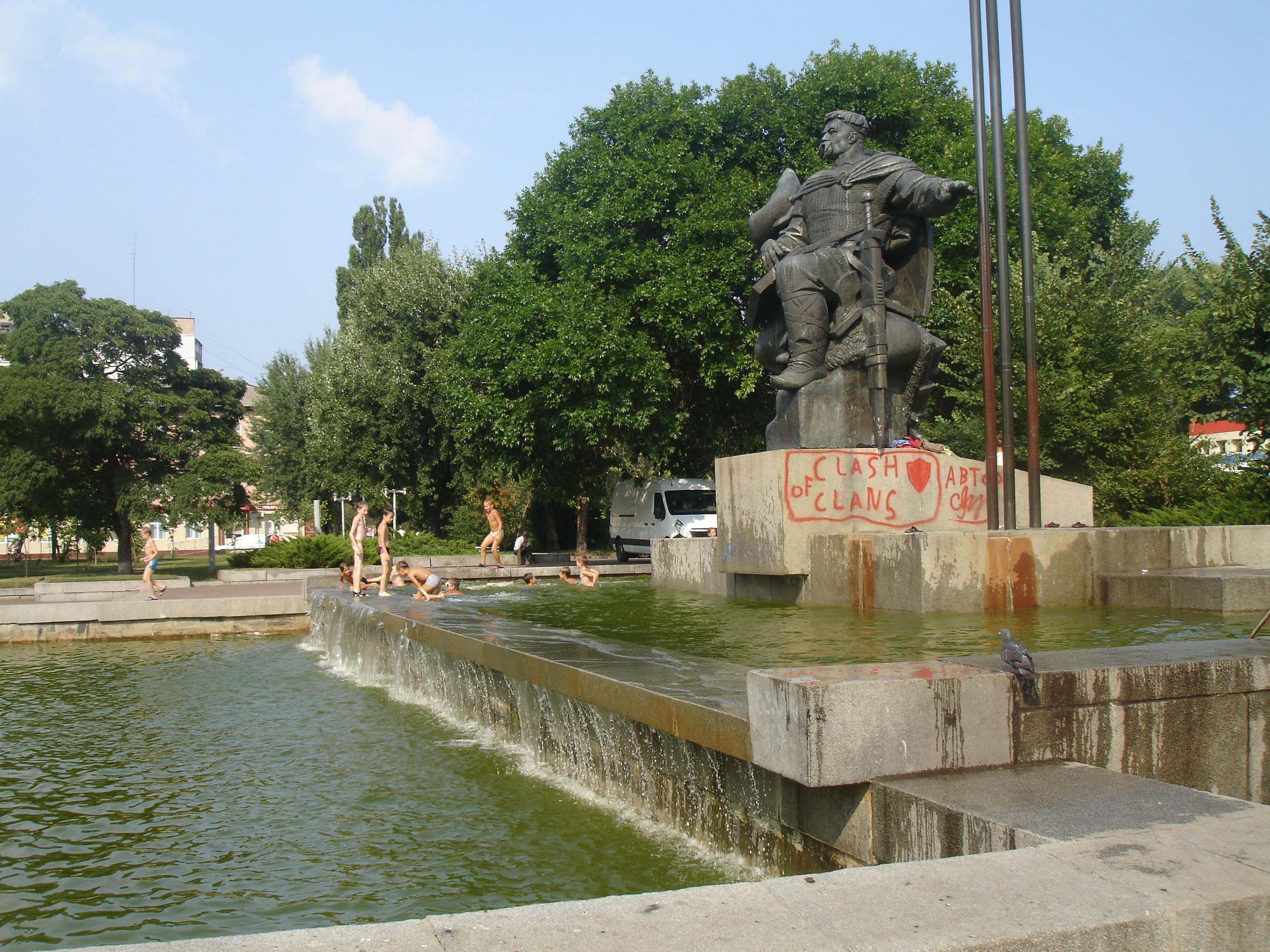 Черкаси — місто, яке завдяки створенню Кременчуцького водосховища стало морським портом.