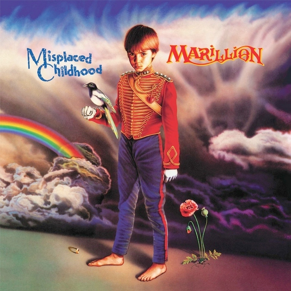 Marillion - Misplaced Childhood [Deluxe Edition] (2017)