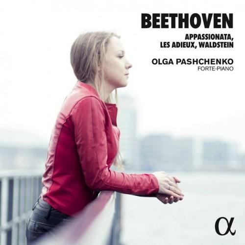 [TR24][OF] Beethoven — Appassionata, Les Adieux , Waldstein / Sonatas No. 21, op. 53; No. 23, op. 57; No. 26, op. 81a (Olga Pashchenko/Ольга Пащенко) - 2017 (Classical, Piano, Alpha)