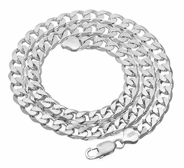 Halskette Silberkette Panzerkette Ankerkette Erbskette Schlangenkette Kette!
