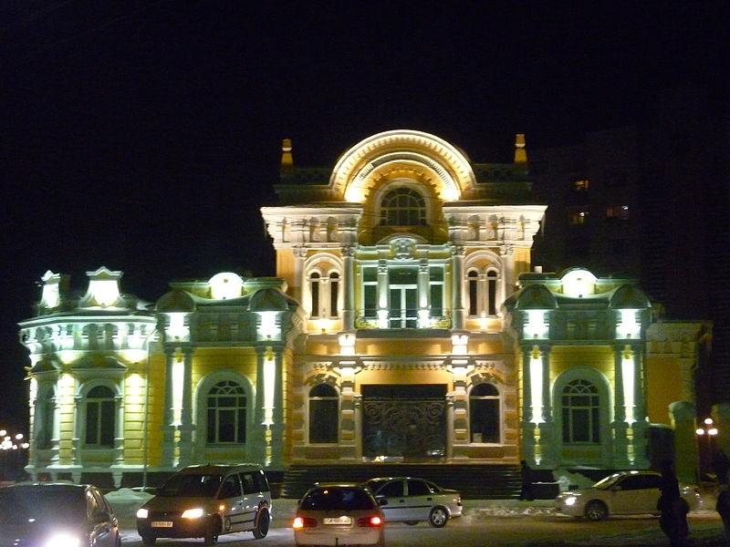 Черкаси. Будинок Щербини (1892). Фото — Вальдимар (2012).