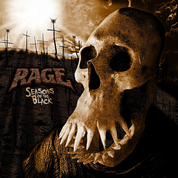 Rage - Seasons of the Black [2CD Limited Edition] (2017)