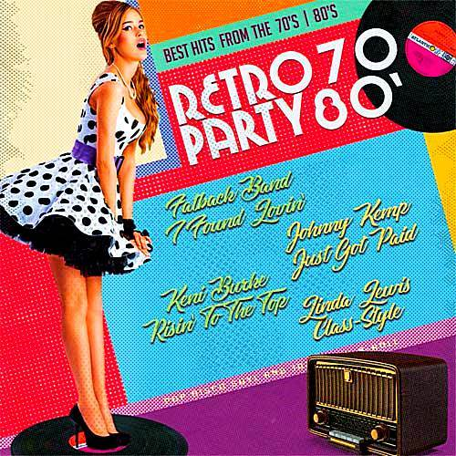 VA - Retro Party 70-80' (2017)