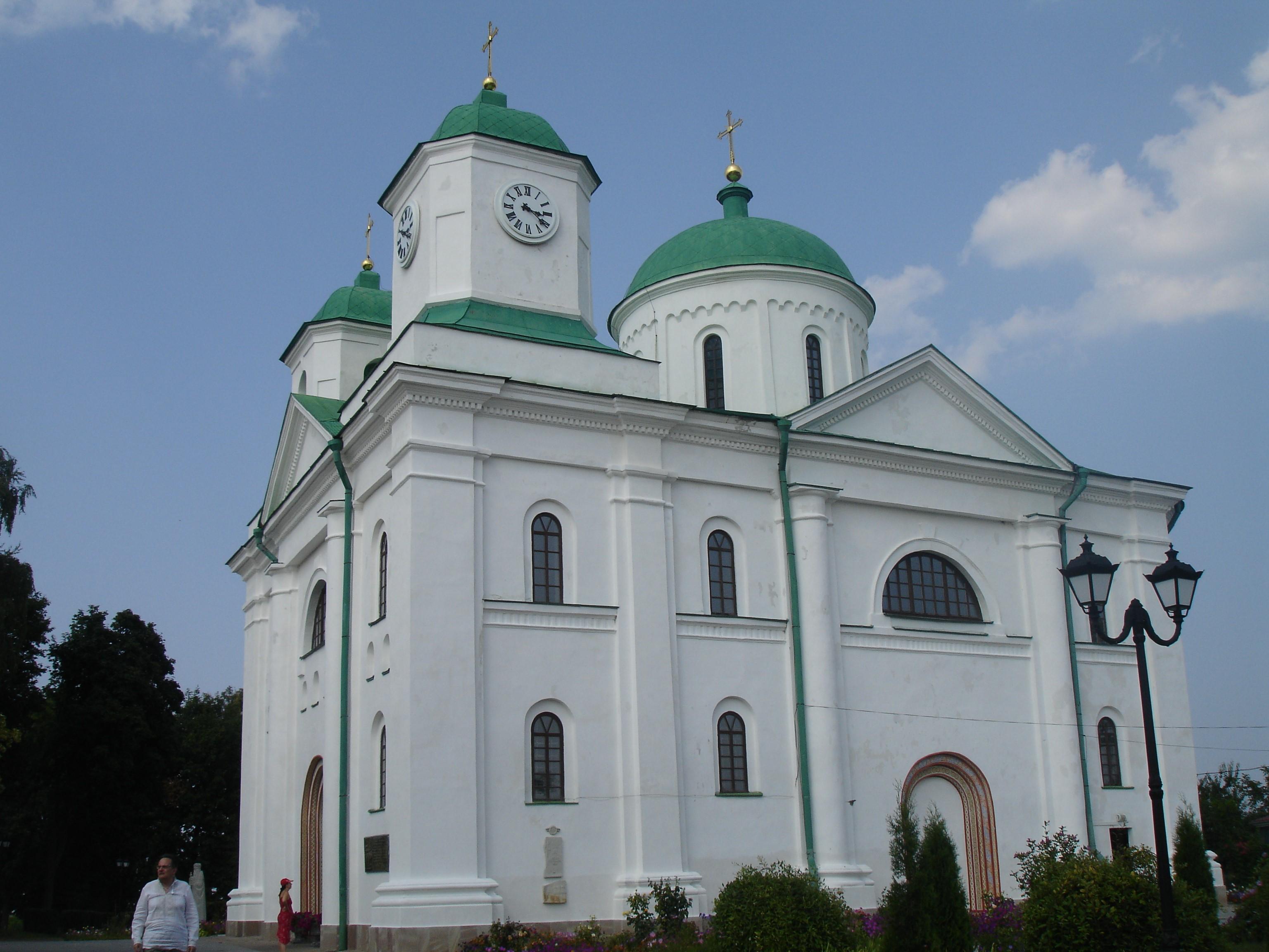 Свято-Георгіївський Успенський собор (близько 1144).