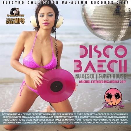 Сборник - Disco Beach: Nu Disco House Original Mix (2017)