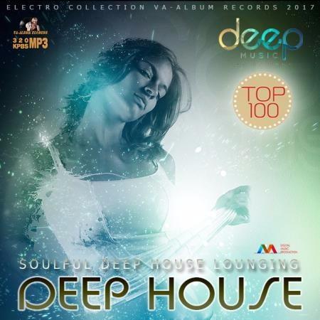 Сборник - Soulfull Deep House Lounging (2017)