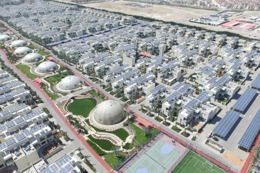 В дубайском проекте «Эко-эффективный город» применяются фотоэлектрические модули Trina