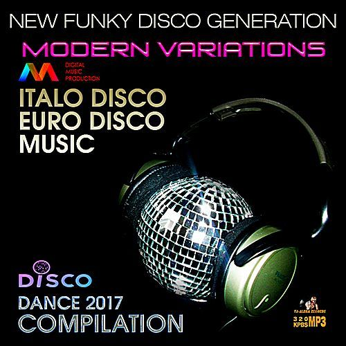 VA - New Funky Disco Generation: Modern Variatitions (2017)
