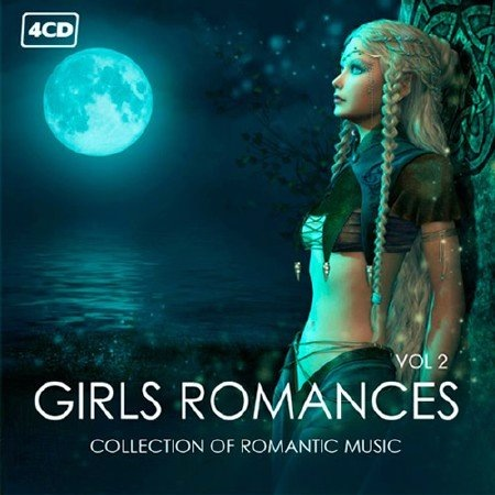 Сборник - Girls Romances Vol.2 (2017)