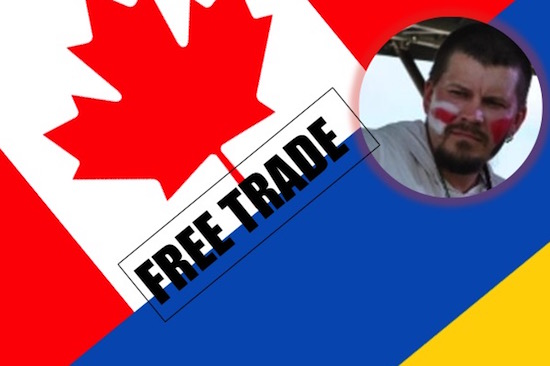 Артур Прузовский о перспективах свободной торговли Украины с Канадой