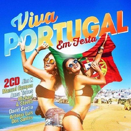 Сборник - Viva Portugal Em Festa (2017)