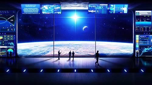 Как это??? Земля огромный космический корабль???
