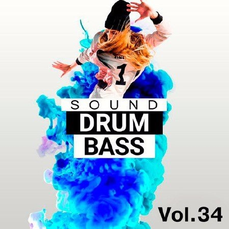 Сборник - Drum Bass Sound Vol.34 (2017)