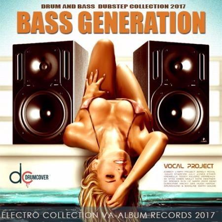 Сборник - Bass Generation (2017)