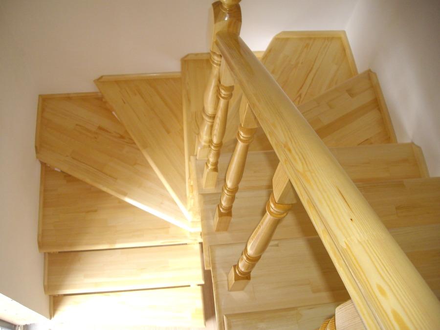 СТК деревянные лестницы на заказ предложение партнера