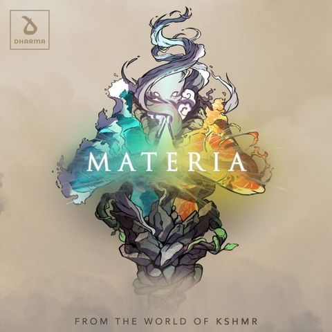KSHMR - Materia [EP] (2017)