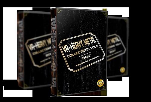 VA - Heavy Metal Collections Vol. 0 (6CD) (2017)