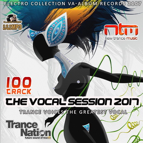 VA - Trance Nation: The Vocal Session (2017)