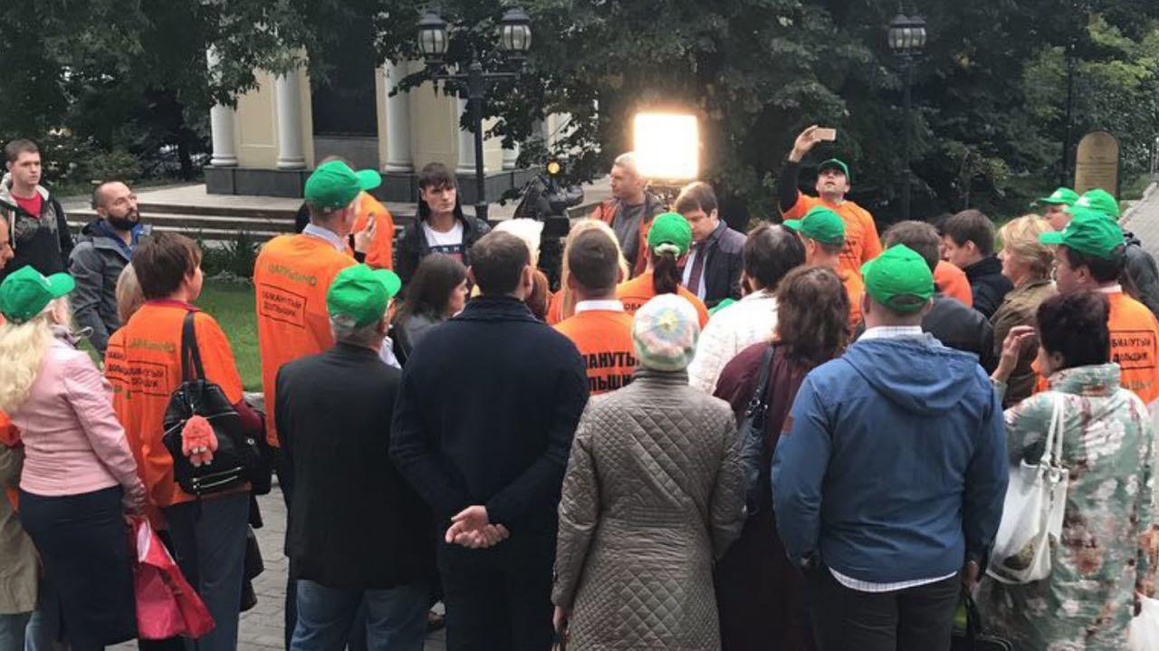 Дольщики поддержали решение суда оставить застройщика ЖК «Царицыно» под арестом
