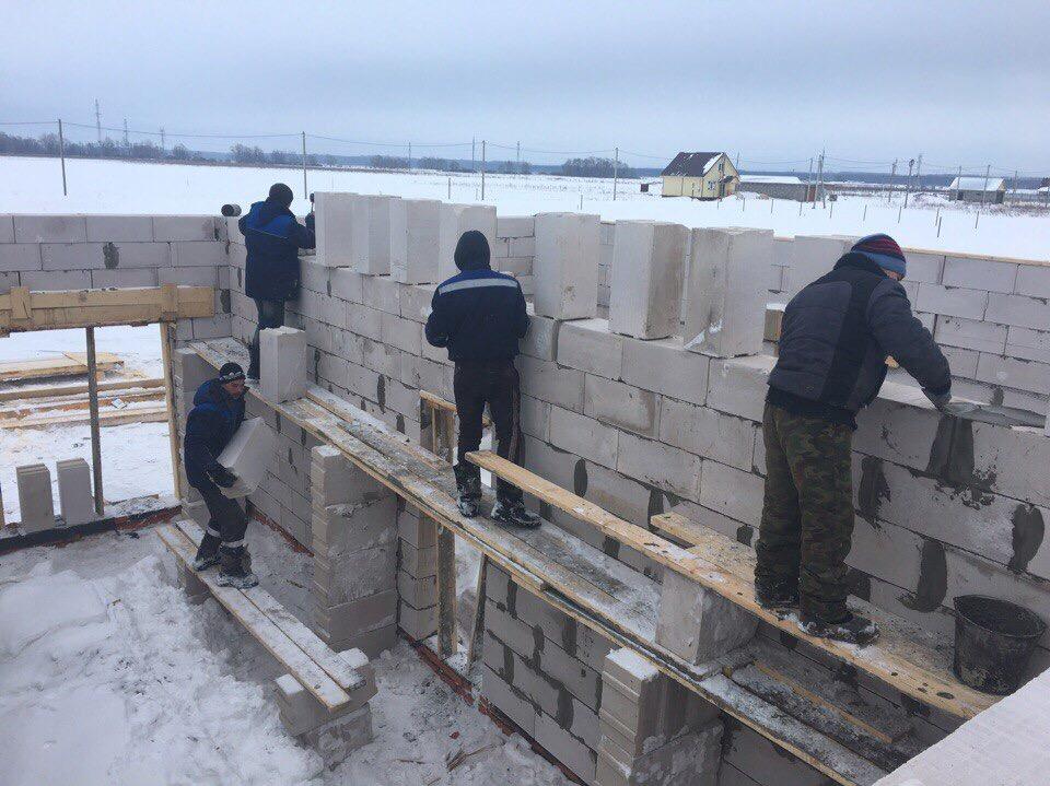 СТК Уфа  строительство дома