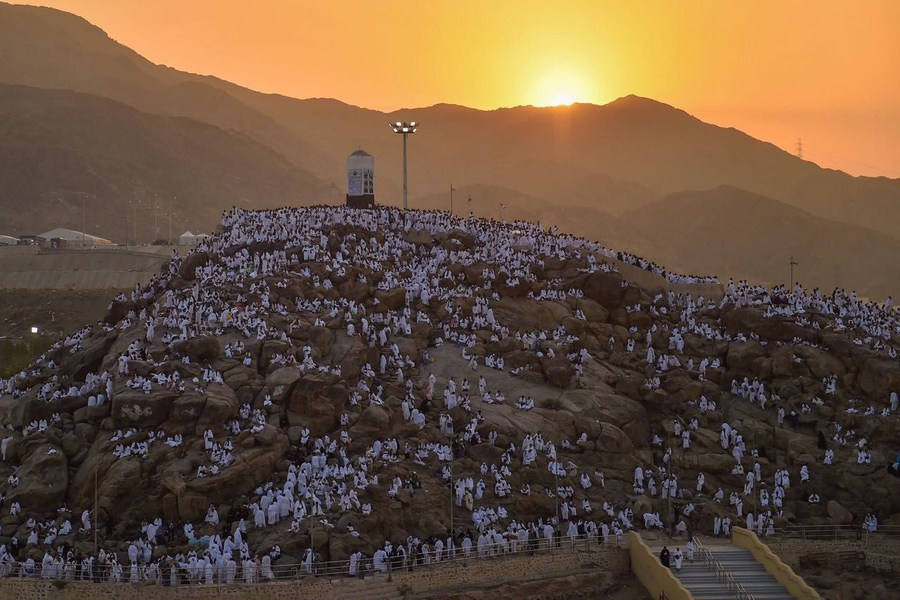 В Саудовской Аравии завершился хадж 2017 года
