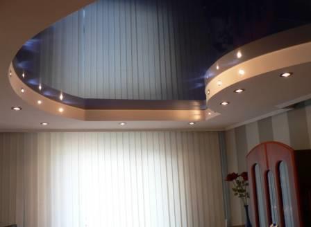 СТК Уфа заказать многоуровневый натяжной потолок.jpg