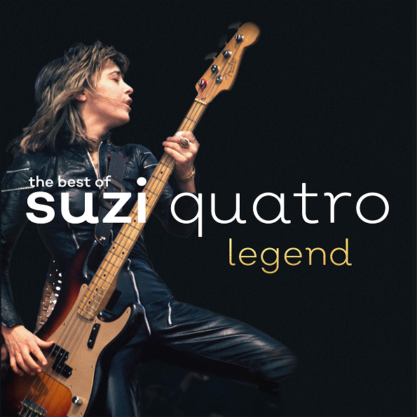 Suzi Quatro - Legend: The Best Of (2017/FLAC)
