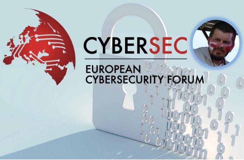 Артур Прузовский о форуме по кибербезопасности в Европейском союзе и НАТО