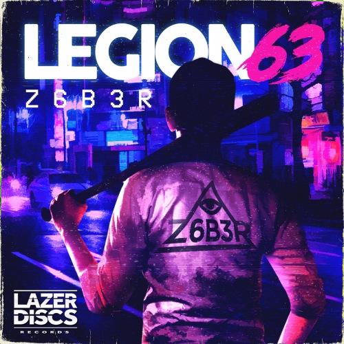 Z6B3R - Legion 63 (2017)