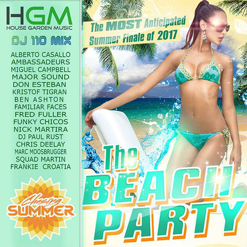 VA - HGM The Beach Party (2017)