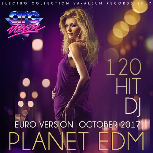 VA - Planet EDM: October Euro Version (2017)