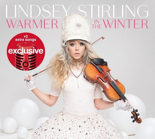 Lindsey Stirling - Warmer In The Winter (2017) Target Exclusive