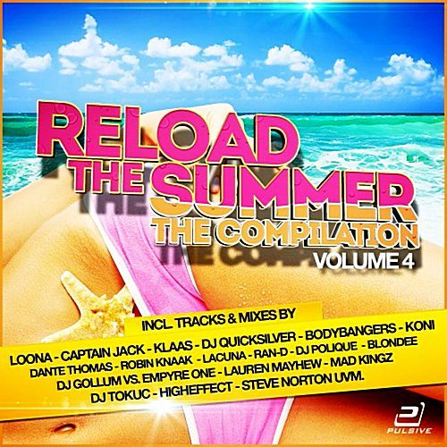 VA - Reload The Summer Vol.4 (The Compilation) (2017)