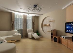 Пять причин установить в квартире натяжной потолок