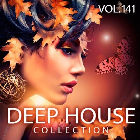 Сборник - Deep House Collection Vol.141 (2017)