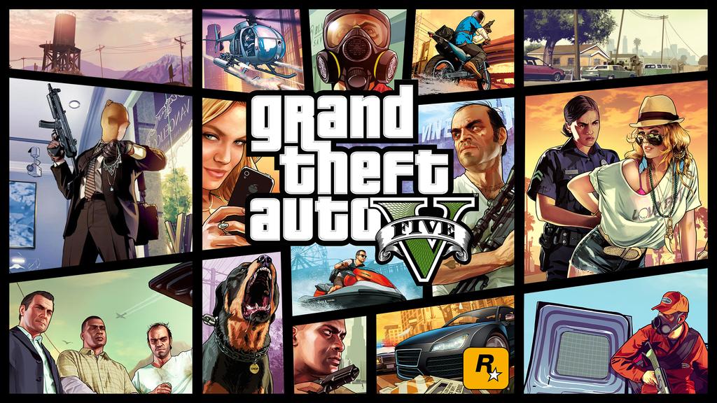 куплен Grand Theft Auto V (Social club) + подарок
