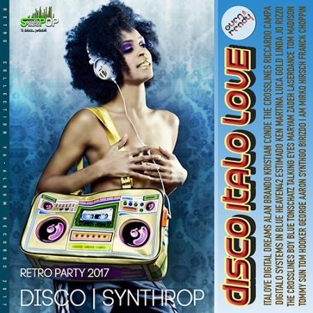 Сборник - Disco Italo Love: Extended Version (2017)