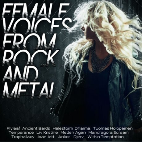 VA - Female Voices From Rock and Metal (2017)