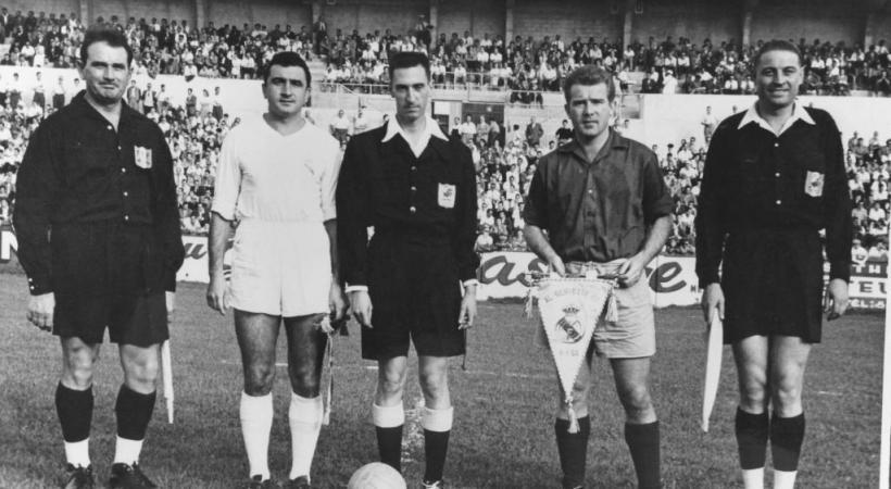 3. Servette Genève (SUI) - Real Madrid (ESP) 0:2